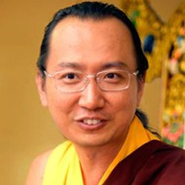 His Holiness Ratna Vajra Rinpoche
